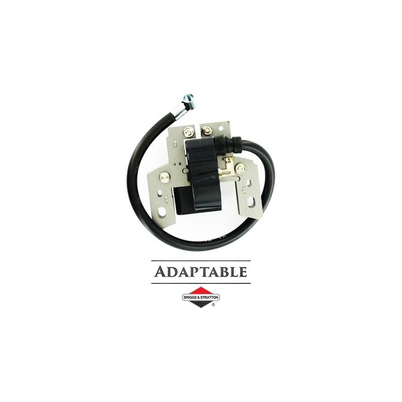 bobine d 39 allumage briggs stratton 492416 autoport e. Black Bedroom Furniture Sets. Home Design Ideas