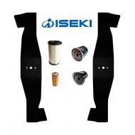 Kit Filtres + Lames ISEKI - SXG 1.22m