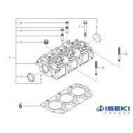 Joint de Culasse ISEKI (6211-141-029-20)