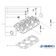 Vis de Culasse ISEKI (6209-000-044-00)