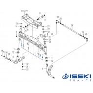 Coussinet de Pivot ISEKI (1593-402-051-10)