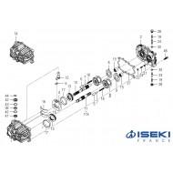 Cylindre de Galet ISEKI (K510-005-005-00)