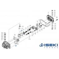 Bague de Roulement ISEKI (K510-001-018-00)