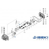 Roulement Hydro ISEKI (K510-001-015-00)