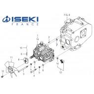 Joint Torique ISEKI (V720-112-401-50)