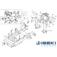 Sécurité Pédale ISEKI (1560-664-250-00)