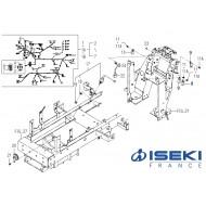 Relais ISEKI (1650-658-270-00)