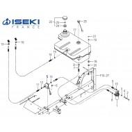 Pompe Électrique ISEKI (3829-311-200-10)