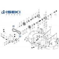 Courroie d'Entraînement ISEKI (8663-201-058-10)