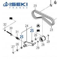 Coussinet ISEKI (2502-407-001-10)