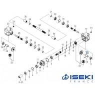 Entretoise ISEKI (8663-202-059-00)