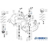 Joint Torique ISEKI (V721-103-107-50)