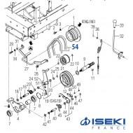 Courroie ISEKI (3695-303-003-00)
