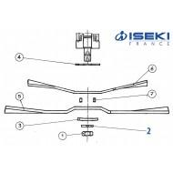 Rondelle Frein ISEKI (V401-160-020-00)