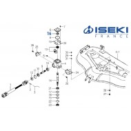 Roulement Boîtier ISEKI (V600-110-630-40)