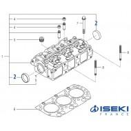 Pastille de Dessablage ISEKI (6911-129-006-00)