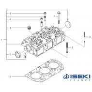 Bille ISEKI (V682-200-000-60)