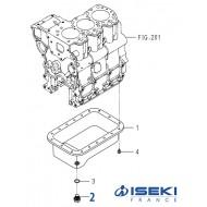 Bouchon ISEKI (3805-355-002-20)