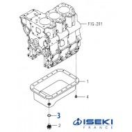Joint Torique ISEKI (V720-102-401-80)