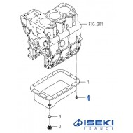 Vis ISEKI (V230-360-601-00)