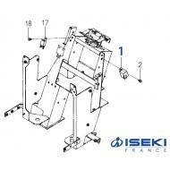 Centrale Clignotante ISEKI (4DM003360001)