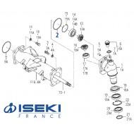 Joint Torique ISEKI (V721-103-109-00)