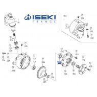 Roulement Fusée ISEKI (V600-110-620-60)