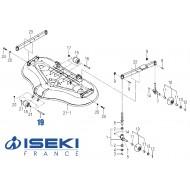 Axe Galet ISEKI (8654-501-041-00)