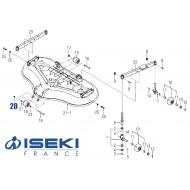 Écrou d'Axe ISEKI (V362-260-008-00)