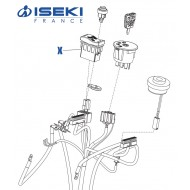 Interrupteur Coupe ISEKI (473737)