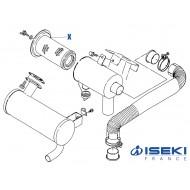Filtre à Air ISEKI (1593-104-502-00/A)