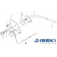Câble Accélérateur ISEKI (1593-117-200-20)
