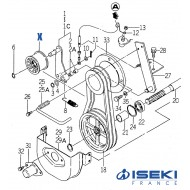Galet 70x47 ISEKI (3805-703-003-00)