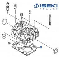 Joint de Culasse ISEKI (6211-141-010-20)