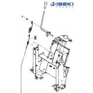 Câble d'Embrayage ISEKI (1782-334-280-30)