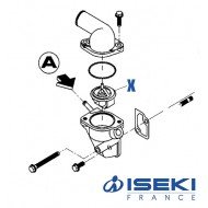 Thermostat ISEKI (6513-770-022-10)