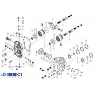 Barillet ISEKI (K500-006-300-10)
