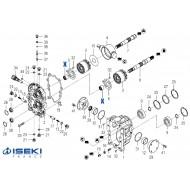 Pointeau ISEKI (K510-001-016-00)