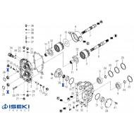 Bague d'Étanchéité ISEKI (K510-001-039-00)