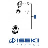 Contacteur à Clé ISEKI (3843-261-200-20)