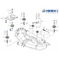 Circlip ISEKI (V704-140-025-00)