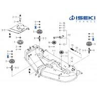 Rondelle ISEKI (3746-111-011-00)