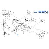 Axe Galet ISEKI (8595-501-006-00)