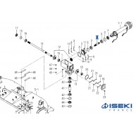 Arbre d'Admission ISEKI (8595-201-013-00)