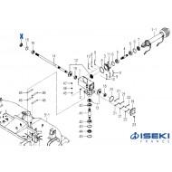 Bague d'Étanchéité ISEKI (V744-125-521-00)