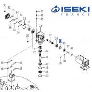 Circlip ISEKI (V705-140-052-00)