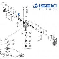 Roulement Hydro ISEKI (V600-110-620-40)
