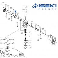 Joint de Couvercle ISEKI (V721-103-108-00)