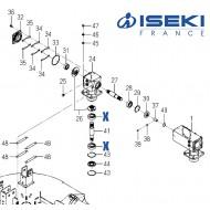 Roulement Boîtier ISEKI (V600-110-620-60)