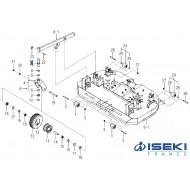 Axe de Jauge ISEKI (8675-501-270-00)